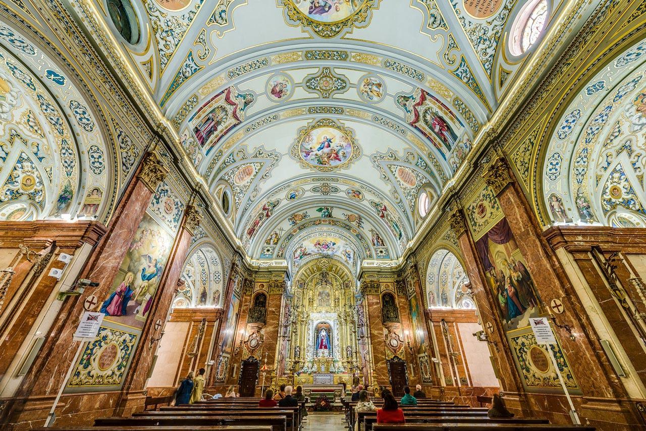 Basilica de la Macarena di Siviglia
