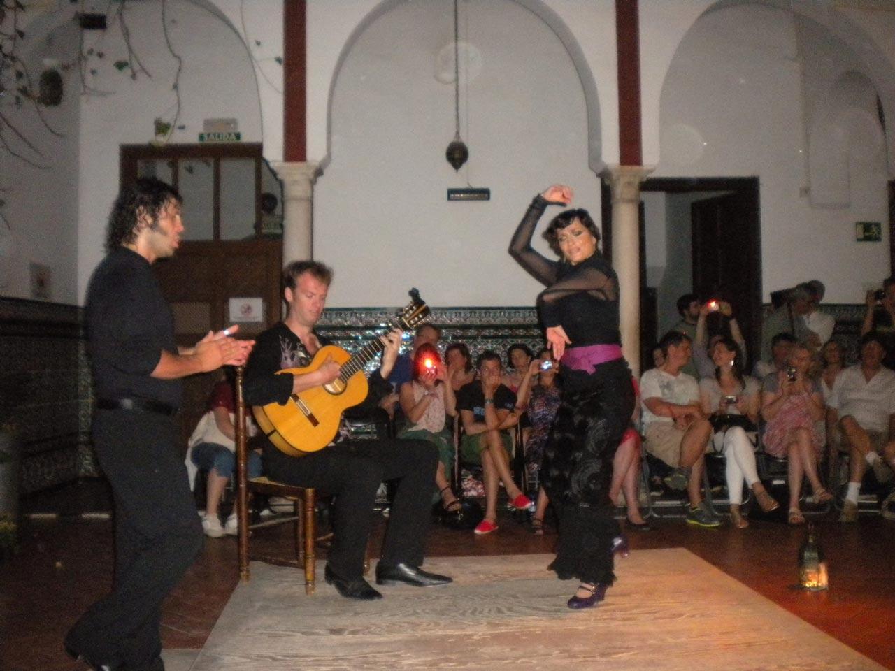 Casa de la Memoria flamenco Siviglia
