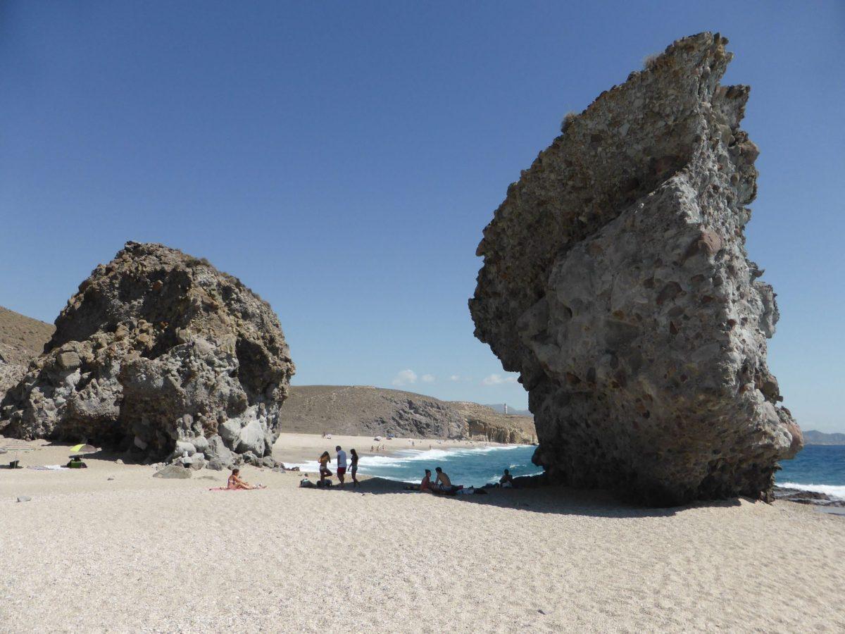 Cabo de Gata: spiagge, deserto, pueblos e libertà!