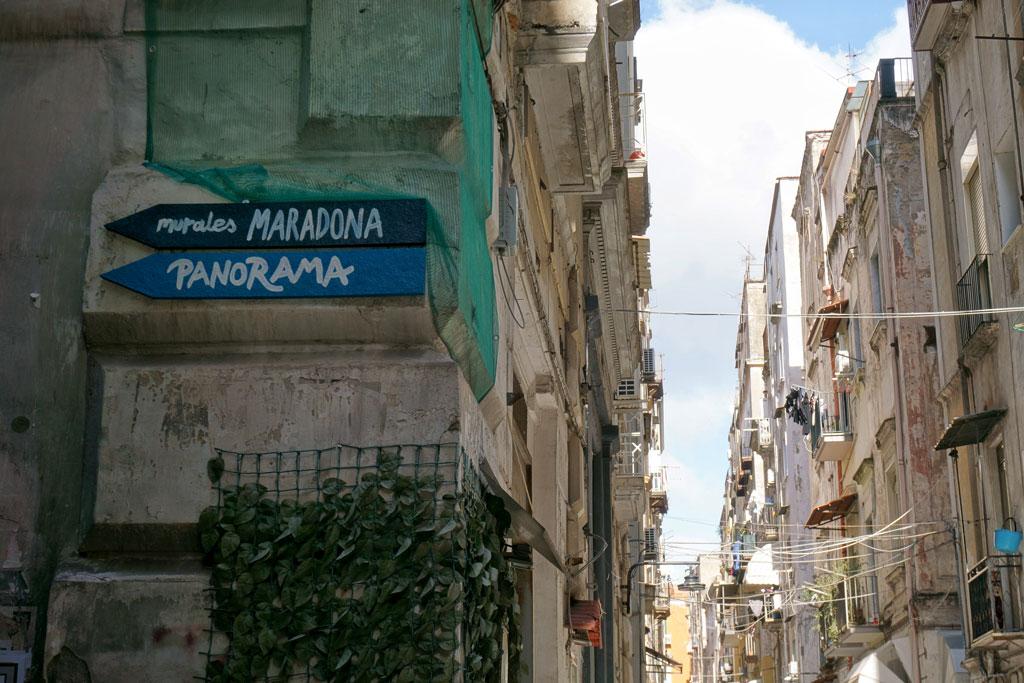 Napoli Quartieri Spagnoli