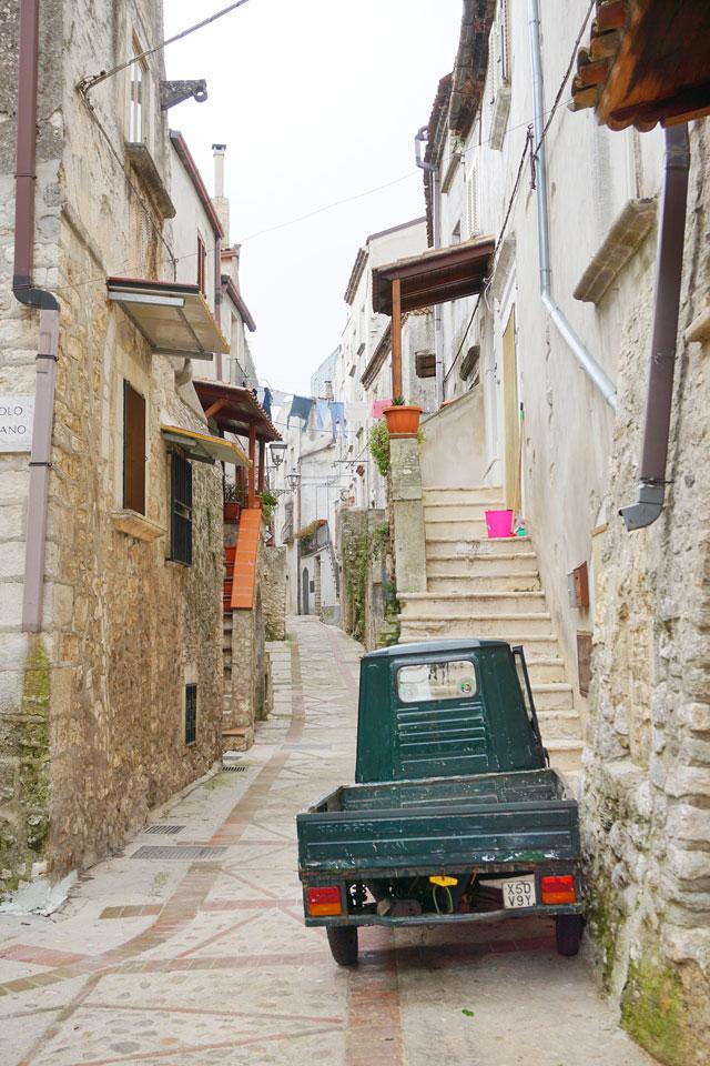 Vico del Gargano borghi più belli d'Italia