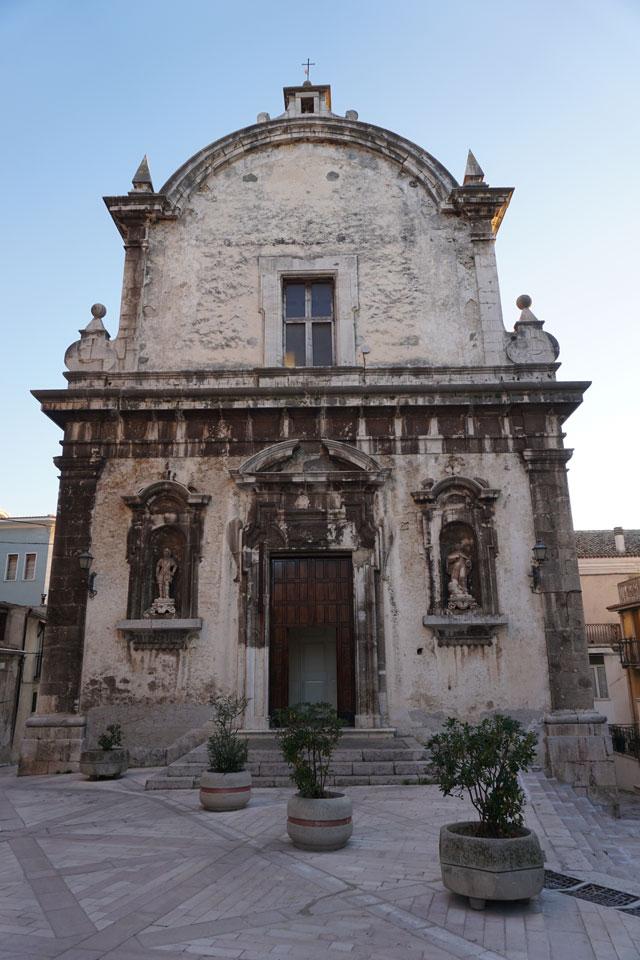 Chiesa di San Eustachio Ischitella