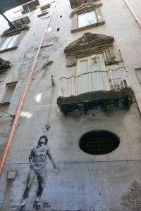 Murales Maradona Quartieri Spagnoli Napoli