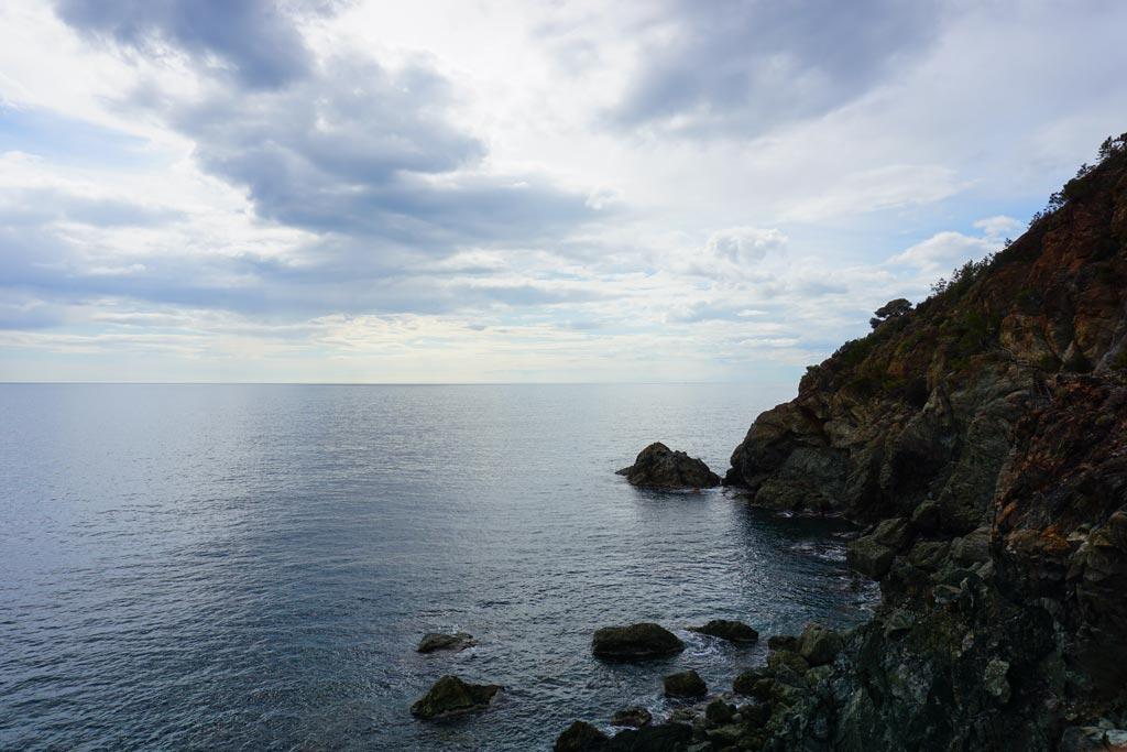 Punta del Carlino Bonassola