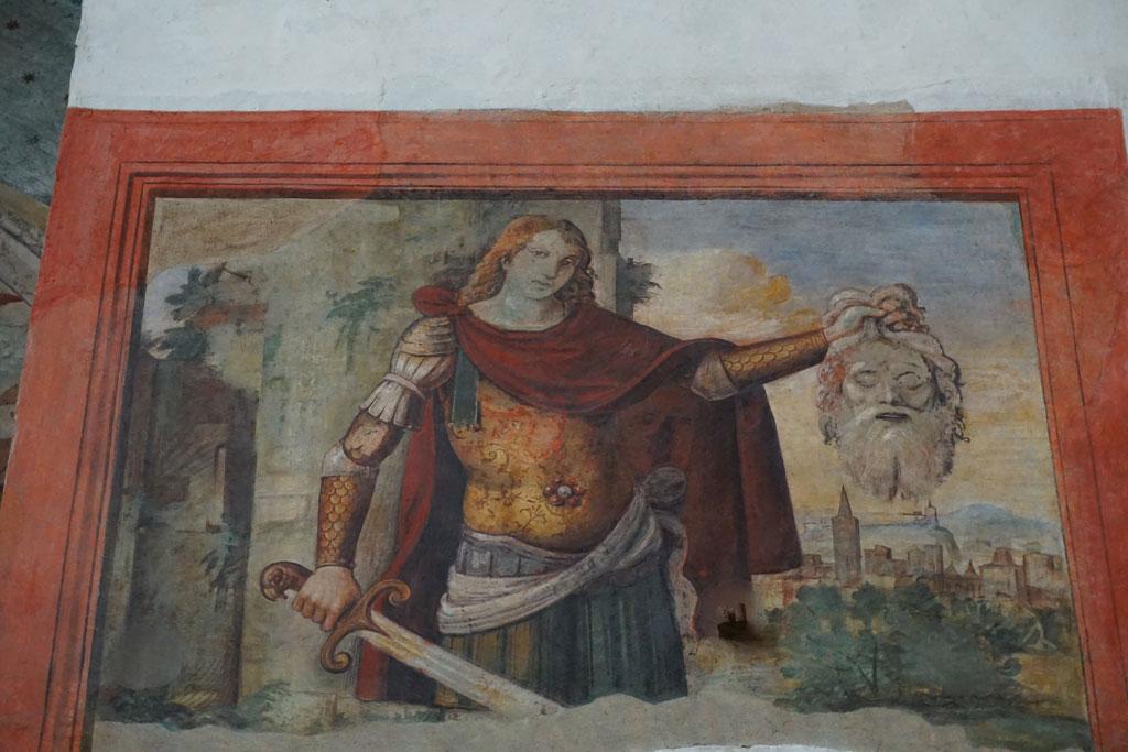 Montagnana dipinto Giorgione