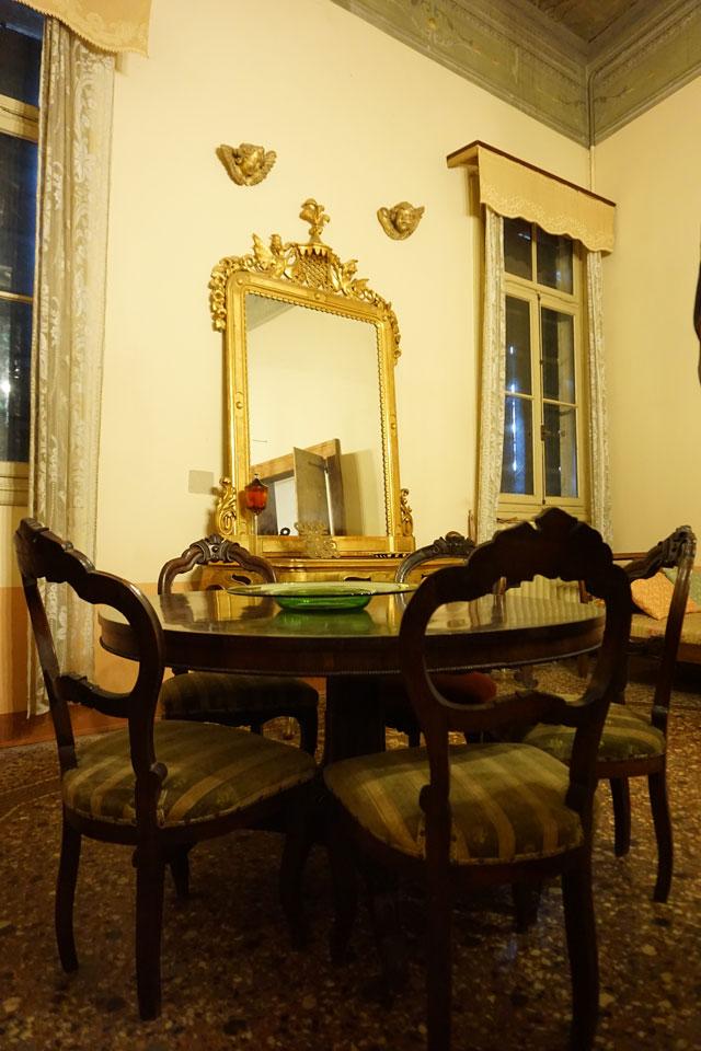 Montagnana Palazzo Pomello Chinaglia