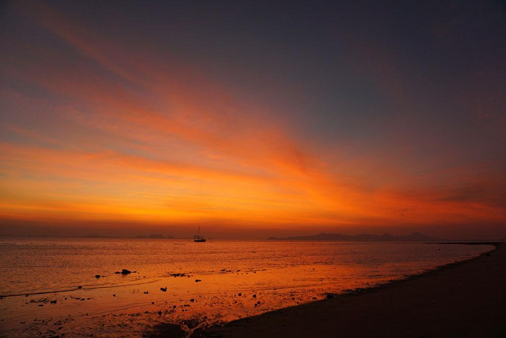 Koh Kradan Thailandia