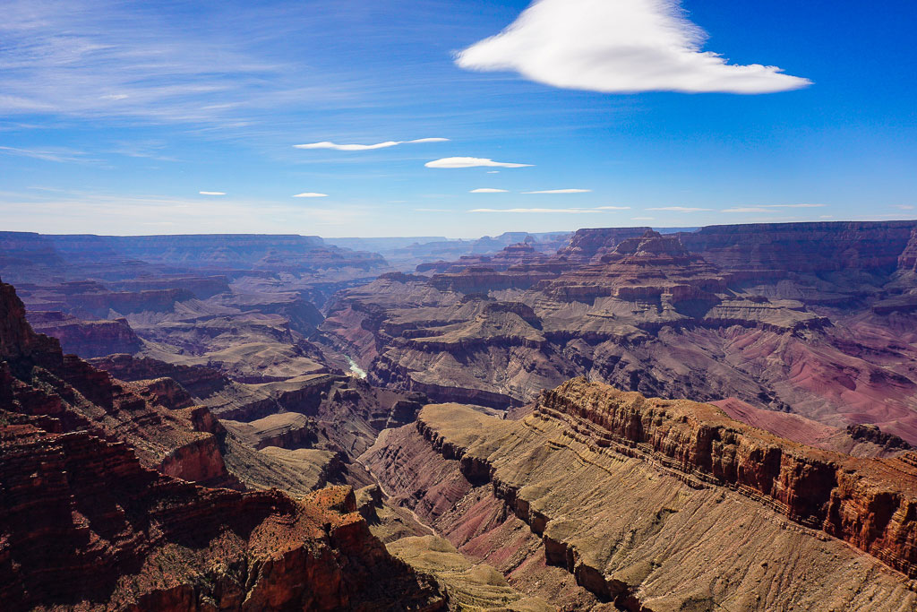 punti panoramici Grand Canyon