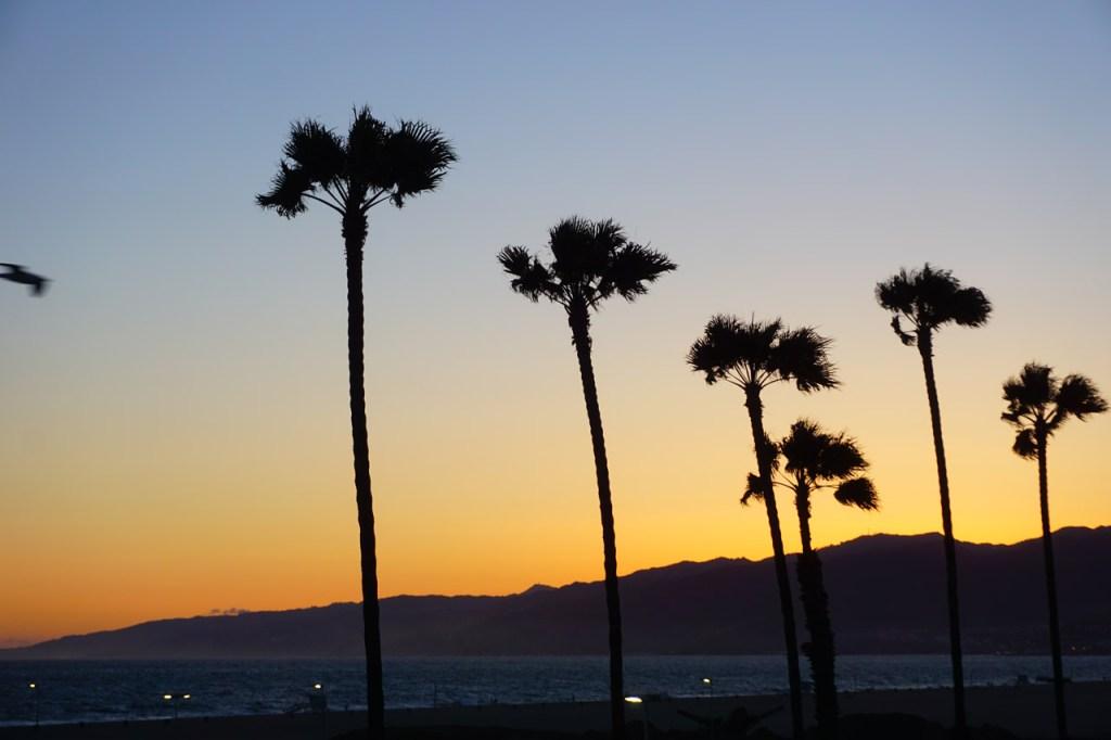 Tramonto Santa Monica