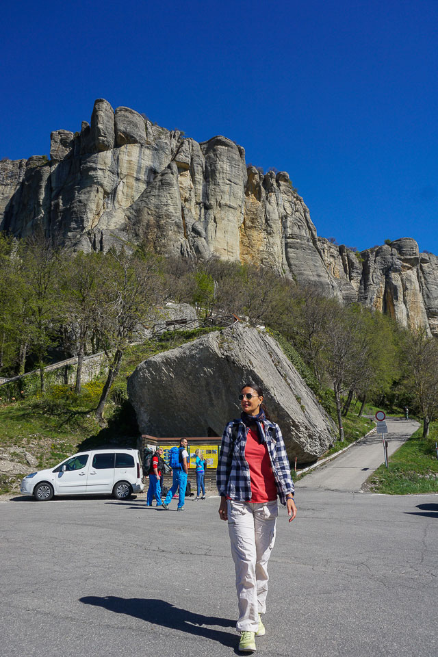 Sentiero Natura Pietra Bismantova