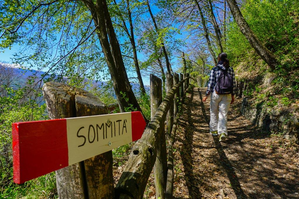 Sentiero Natura Pietra di Bismantova