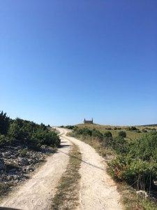 come raggiungere spiaggia di Verin a Cres