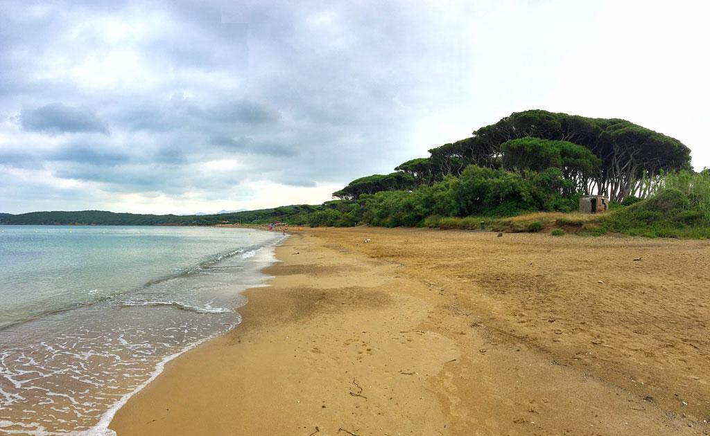 spiaggia di Baratti