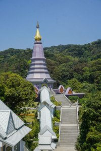 royal pagoda twins doi inthanon