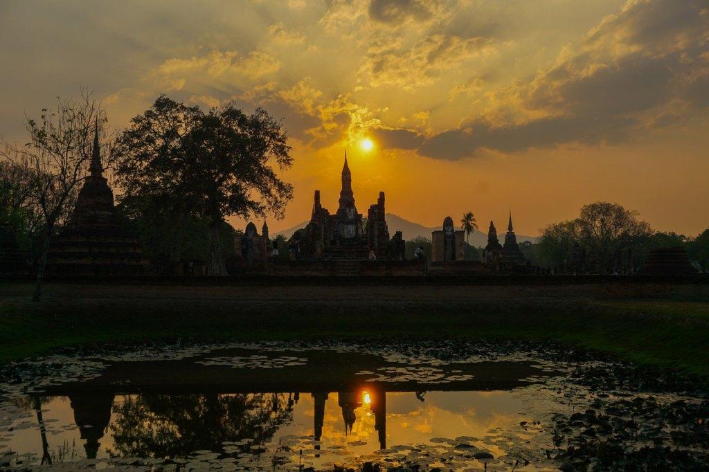 sukhothai thailandia