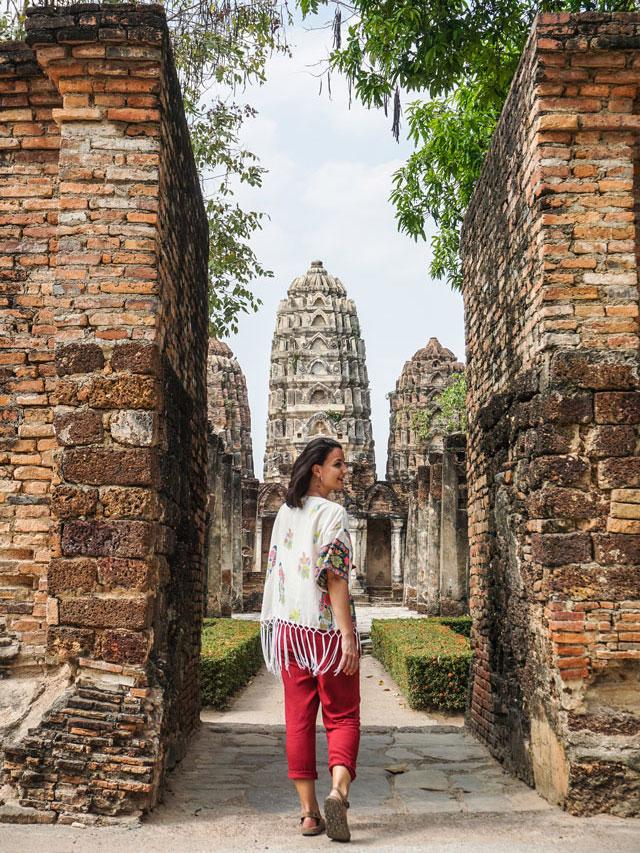 templi ayutthaya