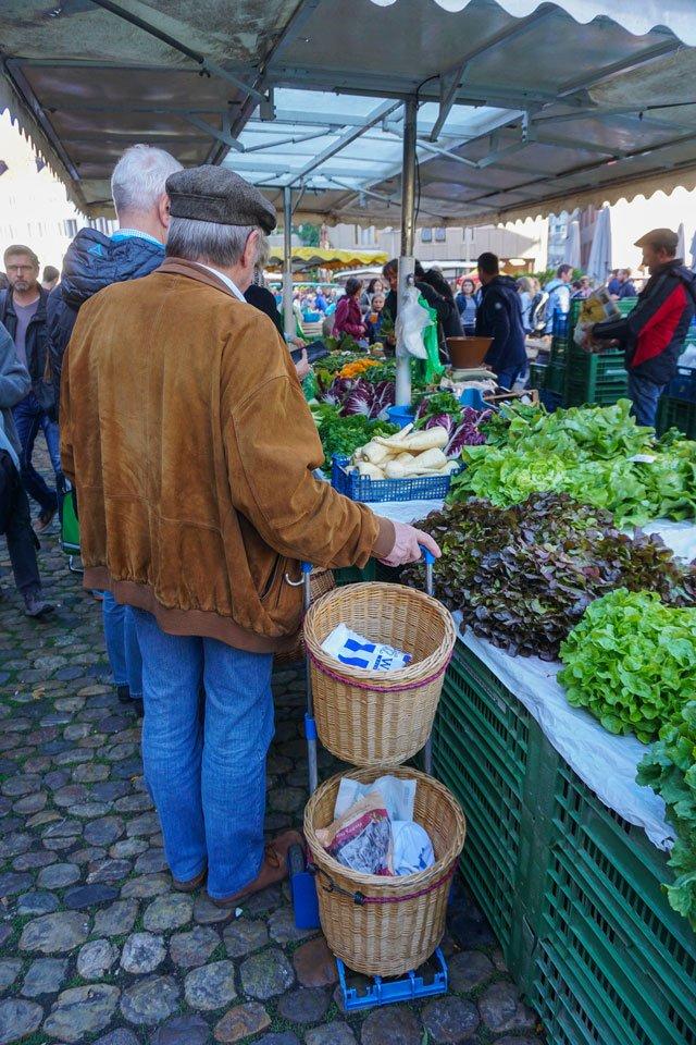 mercato Friburgo