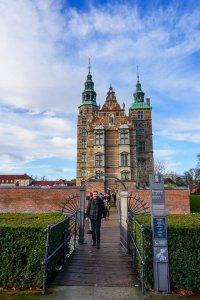 rosenborg slot copenaghen