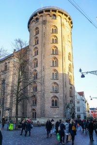 torre rotonda copenaghen