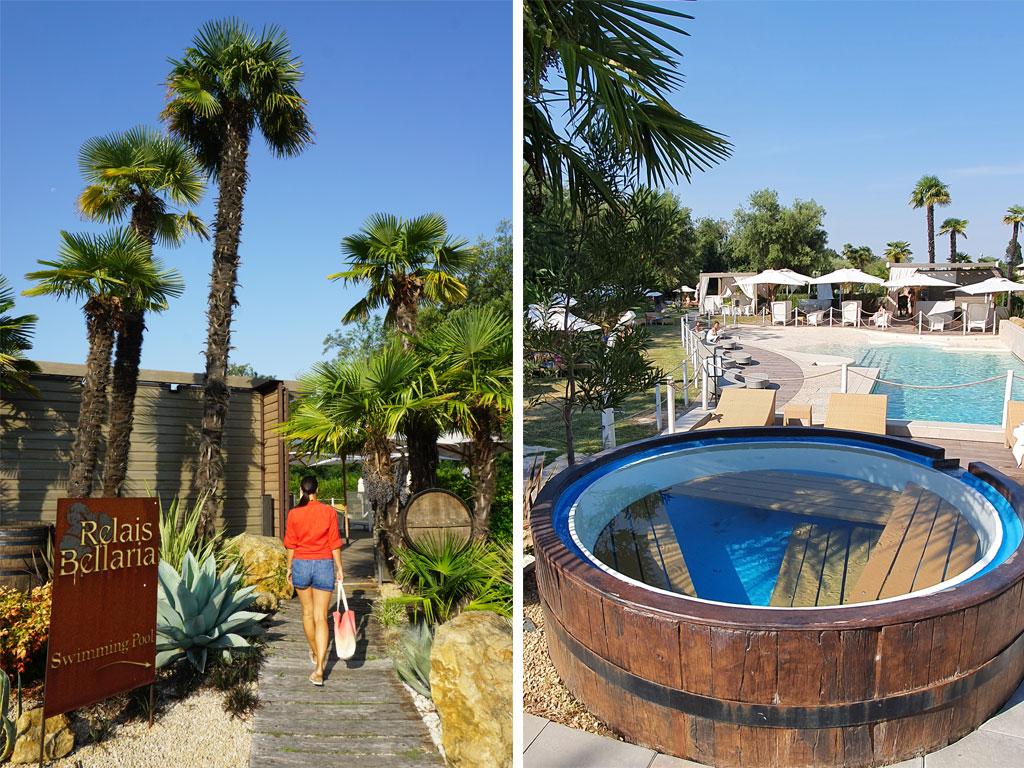 relais bellaria bologna piscina