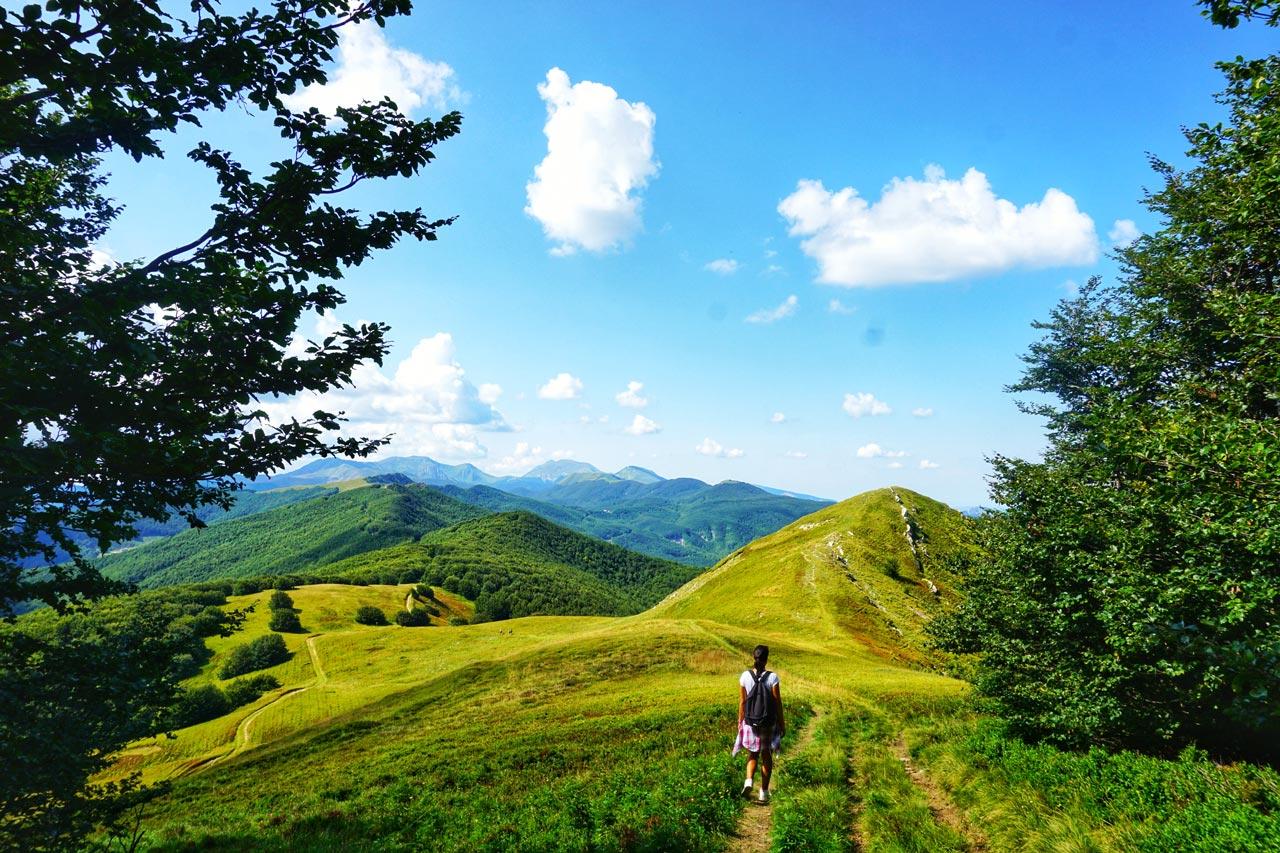 trekking appennino tosco emiliano
