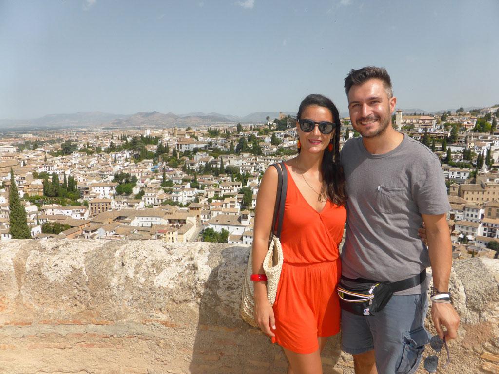 granada visita alhambra