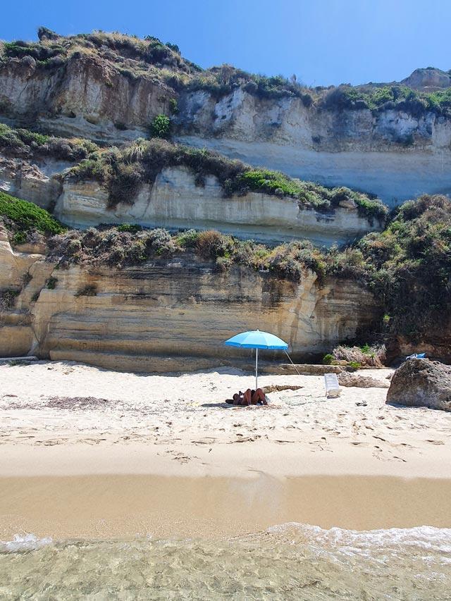 spiaggia la scalea di ricadi