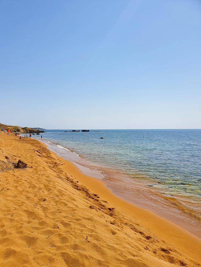 spiagge capo rizzuto