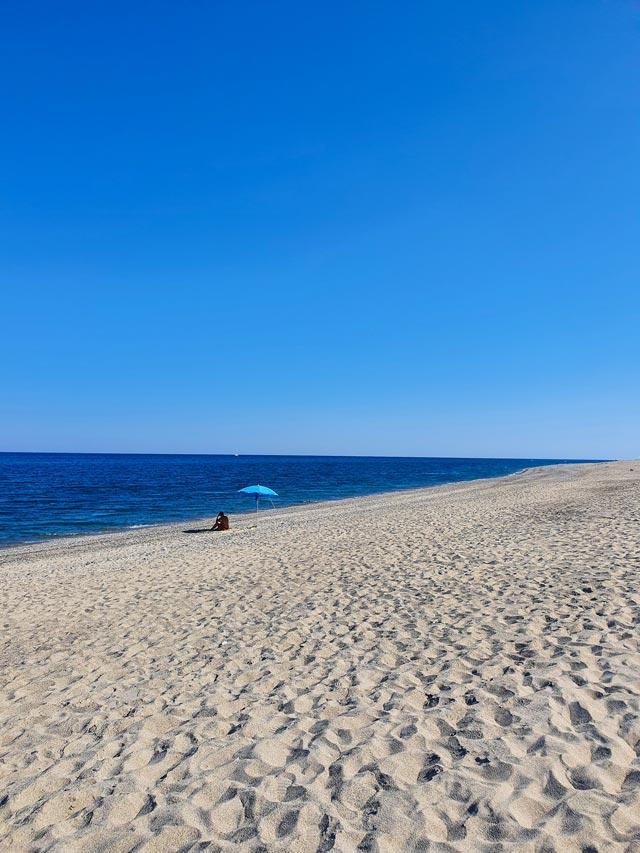 spiagge calabria