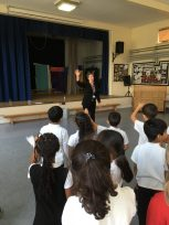 Untune the Sky at Rose Hill School, 27th September 2018