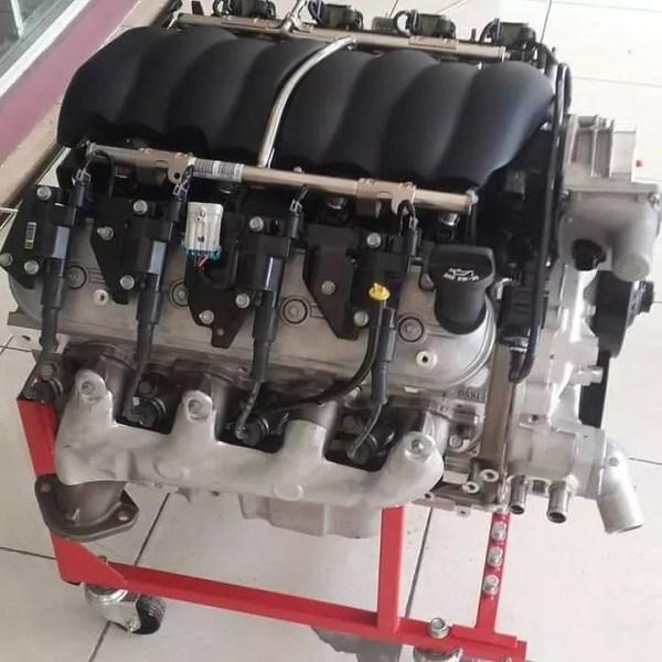 chevrolet ls3 crate engine