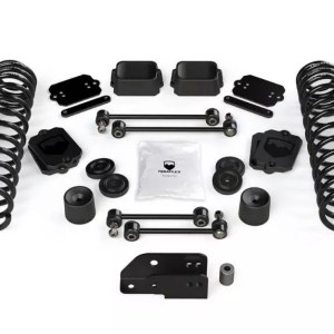 "TeraFlex 2.5"" Coil Spring Lift off road kit"
