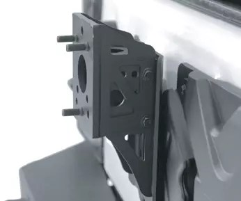 tire carrier untuk Jeep Wrangler JK 2007-2016
