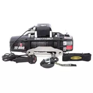 Smittybilt X2O 12K GEN2 Comp Series 12000lb Wireless Winch - 98512