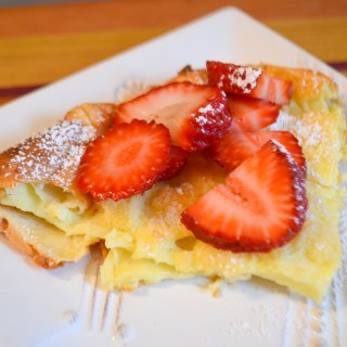 Puffed Oven Pancake, AKA Dutch Baby