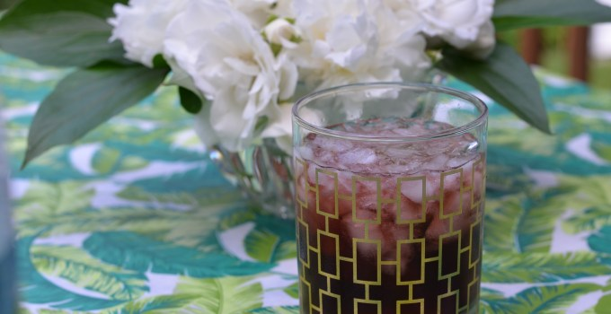 The Black Cherry Gin Rickey: Untwisting the Classic