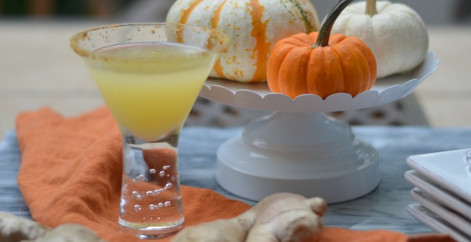 Ginger Gin Punch