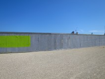 Day 5 - Hoarding to the Sweetwater development.