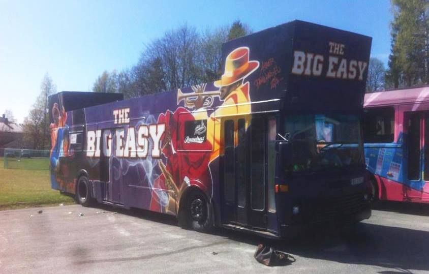 08 - The Big Easy - Exterior