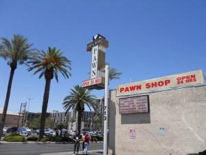 pawn shop in Las Vegas