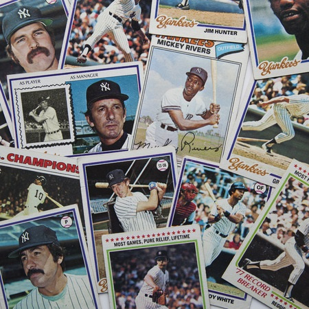 The Vast Majority Of Baseball Cards Are Worthless Unusual