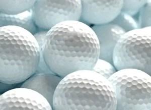 used golf balls