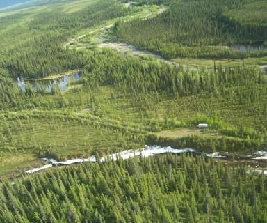 Alaska Unusual Places