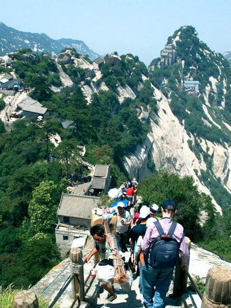 Huashan-Mountain4