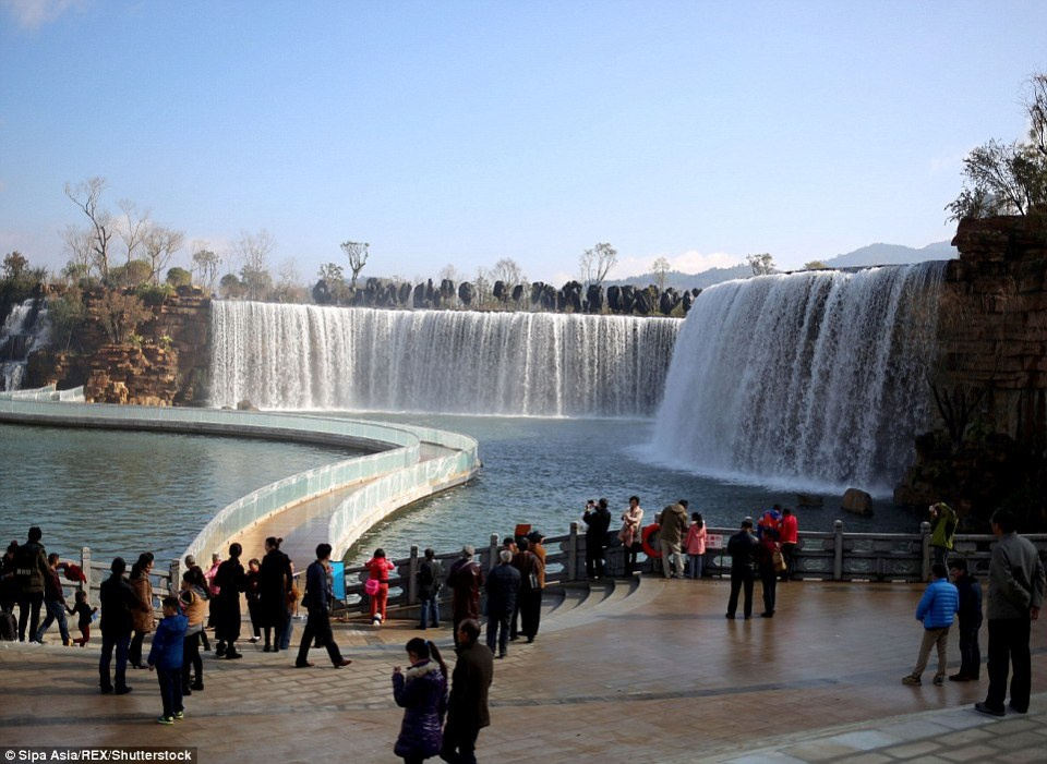 man-made-waterfall-china1