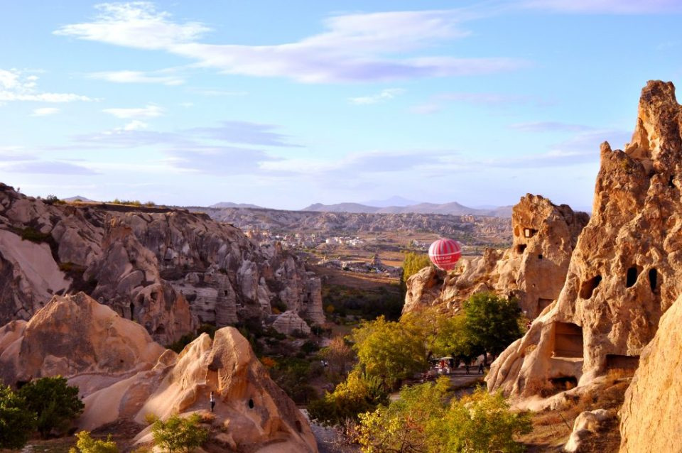 Goreme Open Air Museum Photo by  Lee Tock Khian/Flickr