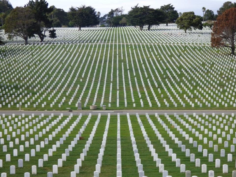 Graveyard, Colma, California