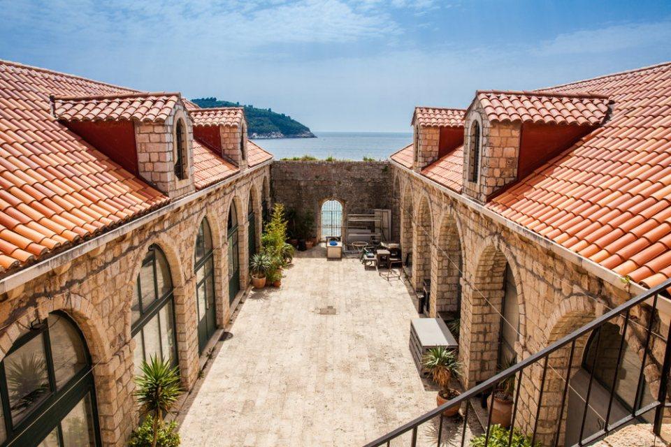 Lazzarettos of Dubrovnik