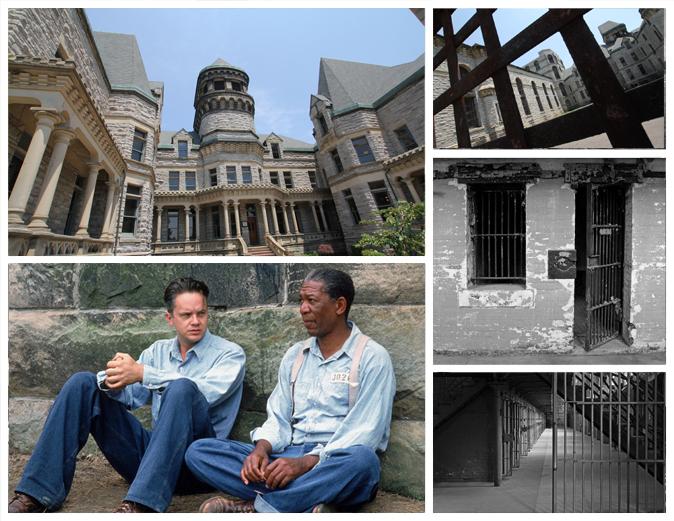 Ohio State Reformatory in film
