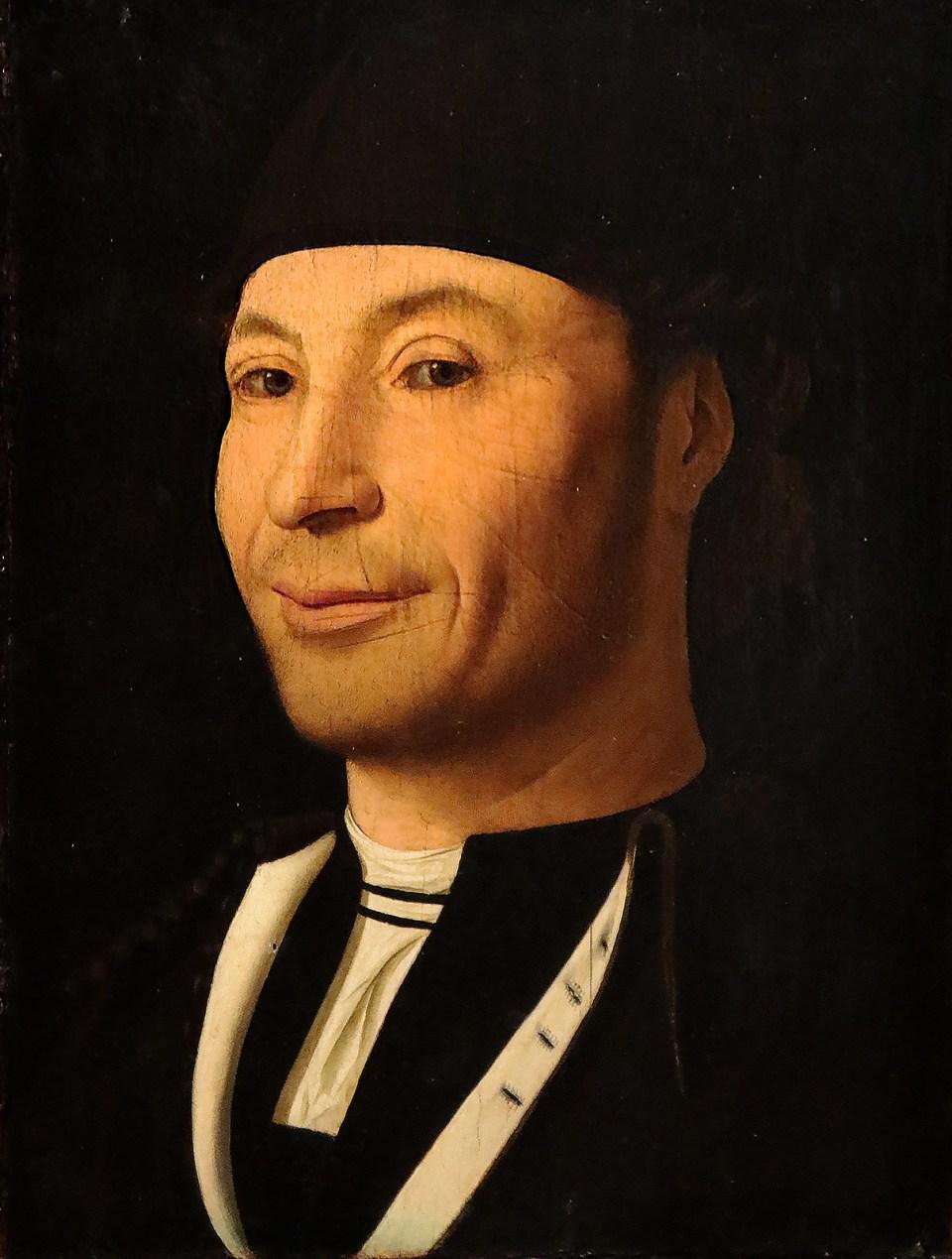 Antonello da Messina (Antonio di Giovanni de Antonio - Messina, 1430 – Messina, febbraio 1479)